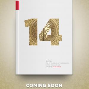 Fourteen - new book by Nouri Sardar